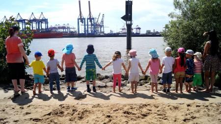 Gruppen Inklusiver Kindergarten / Kila Marienkaefer in Hamburg Harburg