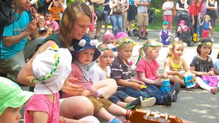Inklusion Kindergarten / Kila Marienkaefer in Hamburg Harburg